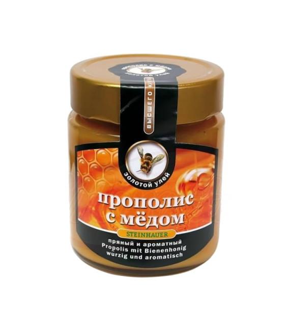 STEINHAUER Propolis with Honey - 500g (best before 25.11.22)