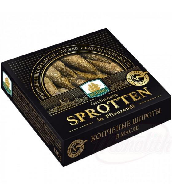 STEINHAUER Smoked Sprats in Vegetable Oil - 120g (best before 10.09.24)