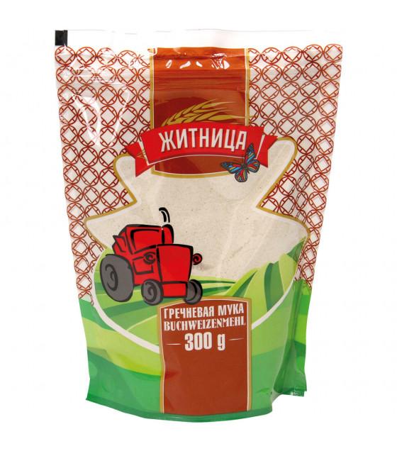 """STEINHAUER Groats Buckwheat Flour """"Jitnica"""" - 300g (best before 04.01.22)"""