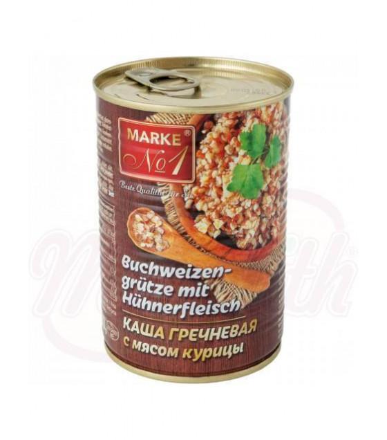 STEINHAUER MARKE N1 Buckwheat with Chicken - 400g (best before 01.11.22)