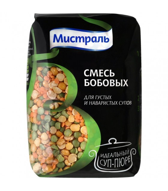 """Mistral"" Bean Mixture for soups - 500g (exp. 22.08.20)"