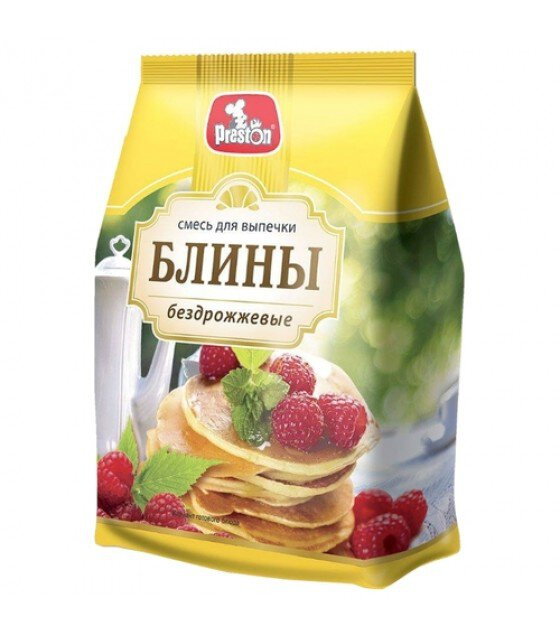 Baking Mix for Pancakes No Yeasts - 300g. (exp. 01.02.20)