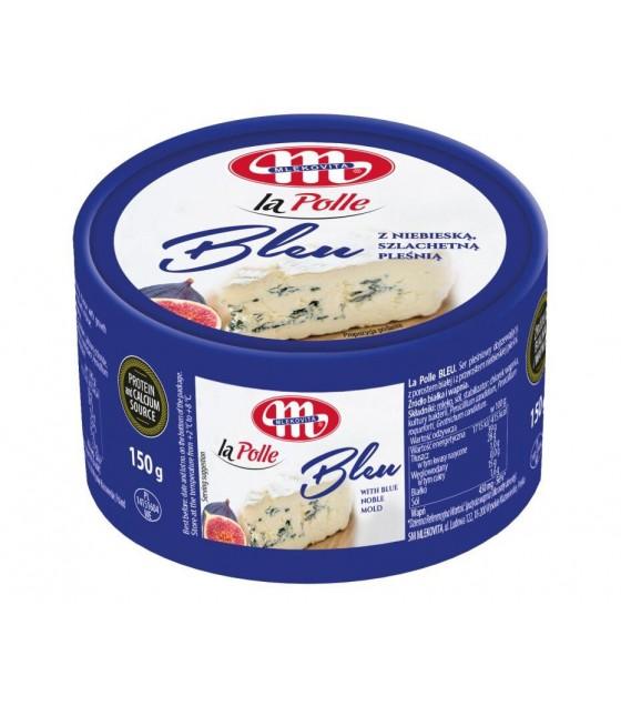 Mlekovita BLUE Cheese La Polle - 150g (exp. 23.10.19)
