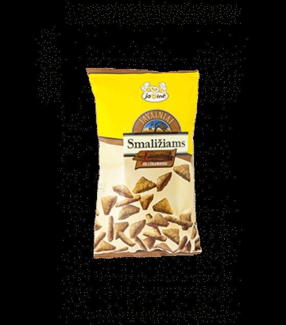 JAVINE Cinnamon flavoured corn sticks - 160g (exp. 18.11.19)