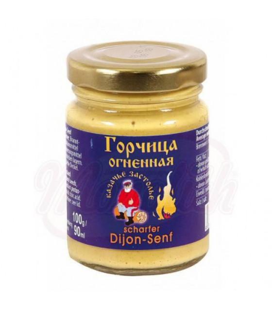 """STEINHAUER Dijon Mustard """"Ognennaya"""" - 100g (best before 11.03.22)"""