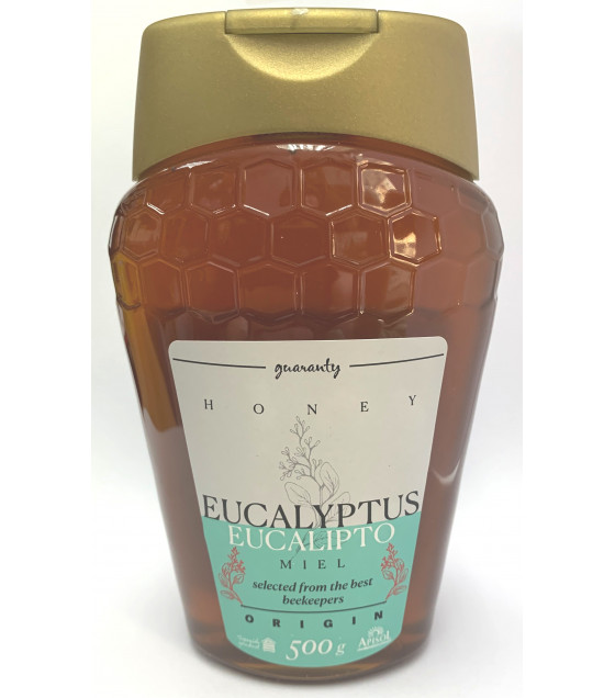 APISOL ORIGIN Eucalyptus Honey - 500g (best before 02.02.22)