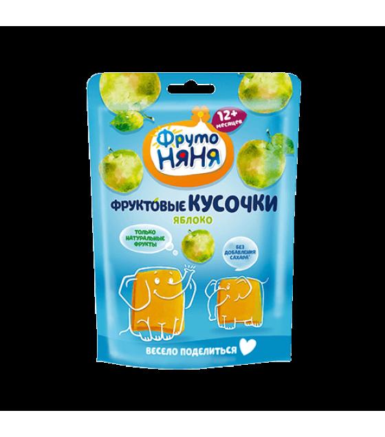 "FRUTO-NANYA Snack ""Fruit Bites"" Apple  (from 12 months) - 53g (best before 30.03.22)"