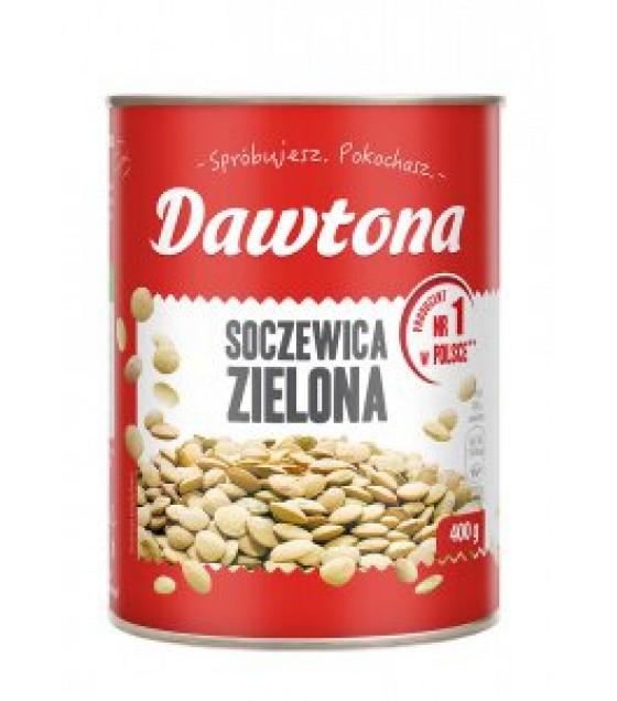 DAWTONA Green Lentils - 400g (exp. 05.09.22)