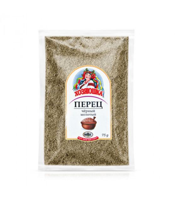 STEINHAUER HOZYAUSHKA Black Pepper Ground - 75g (best before 31.12.22)