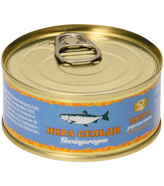 IKROFF Herring Caviar - 75g (best before 18.07.21)