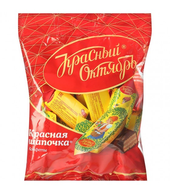 "Candies ""Krasnaya Shapochka"" - 250g (exp. 25.01.20)"