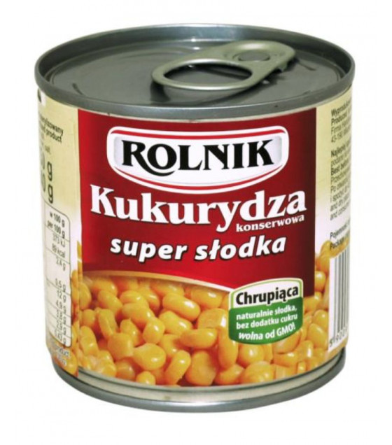 ROLNIK Sweet Corn in Brine - 150g (best before 21.08.23)