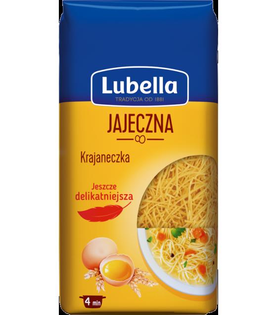 LUBELLA Egg Little Thin Noodles Slised (Krajaneczka) - 250g (best before 20.01.24)