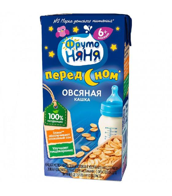 """FRUTO-NANYA Porridge Oat """"Pered Snom"""" (from 6 months) - 200g (best before 12.10.21)"""
