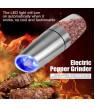 OLIO Gravity Premium Electric Salt And Pepper Mill
