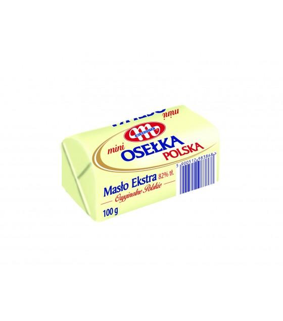 Mlekovita OSELKA Butter Poland Mini 82% - 100g  (exp. 07.01.19)