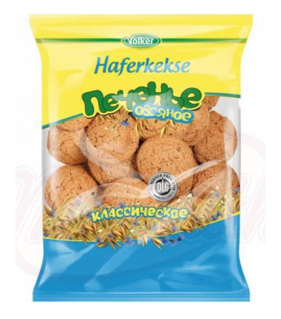 """VOLKER Oatmeal Cookies """"Classic"""" - 500g (best before 10.11.21)"""