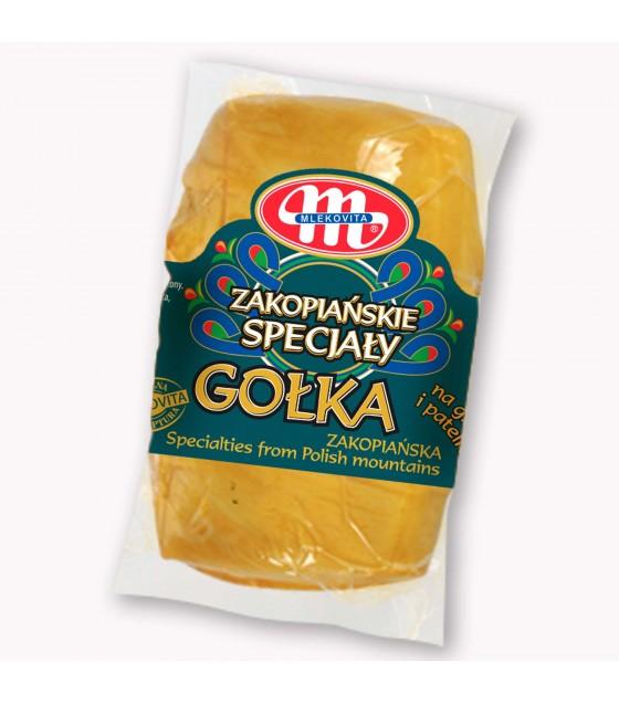 Mlekovita GOLKA ZAKOPIANSKA Smoked Cheese - 135g (exp. 24.12.19)