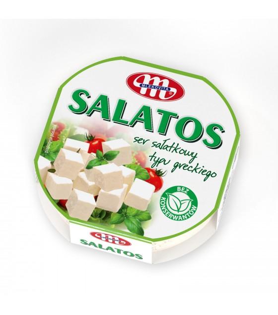 Mlekovita SALATOS Greek type cheese for salads - 120 g (exp. 11.04.20)