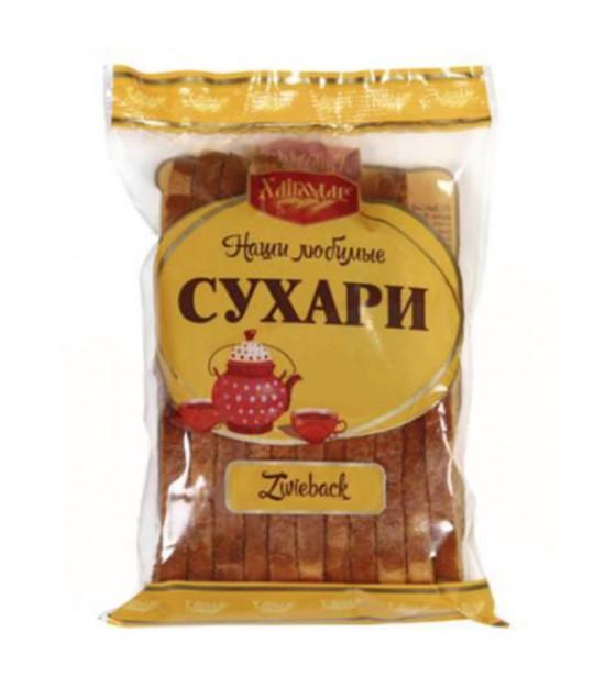 CHLEBODAR Wheat Rusks - 300g (best before 30.06.21)