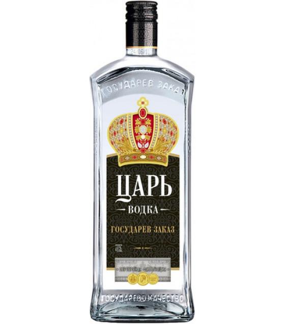 """Vodka """"Tsar"""" Gold 40% - 1L"""