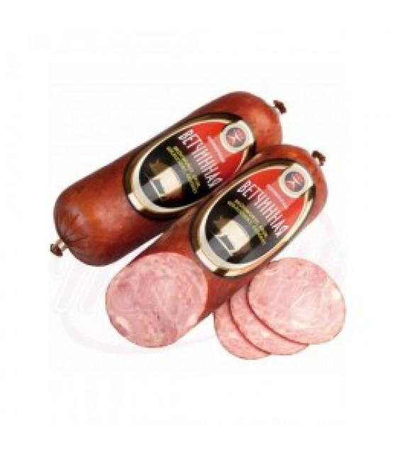 """STEINHAUER Semi-Smoked Sausage """"Vetchinnaya"""" - 400g (best before 08.05.21)"""