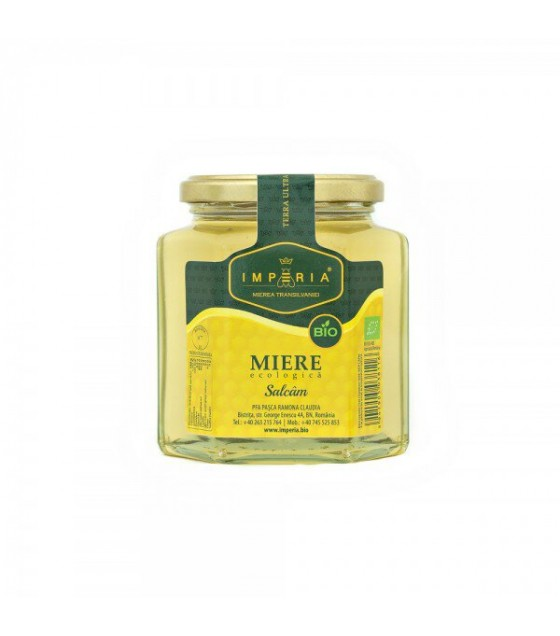 IMPERIA BIO ACACIA Organic Honey - 500g (exp. 20.10.19)