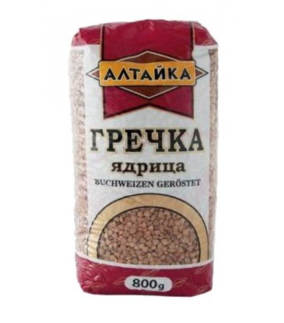 "STEINHAUER Buckwheat ALTAIKA Roasted ""Yadritsa"" - 800g (best before 01.04.22)"