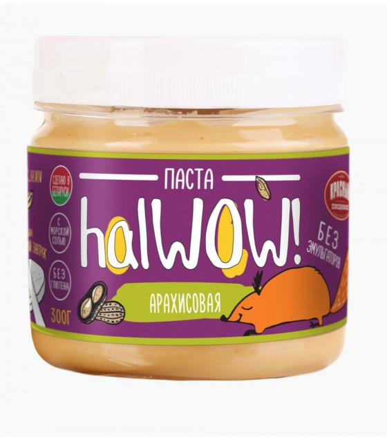 KRASNY PISHEVIK HALWOW! Peanut Paste - 300g (best before 23.12.20)