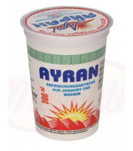 STEINHAUER Ayran 3,5% Soft Drink made from yoghurt ad water  - 500g (best before 28.08.21)