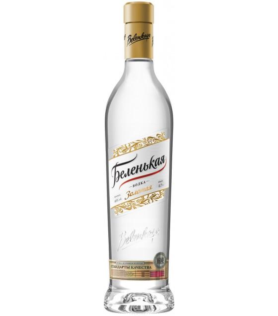 "Vodka ""Belenkaya"" Gold 40% - 0,7L"