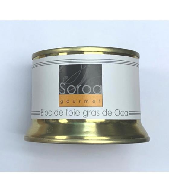 SOROA Bloc De Foie Gras De Oca (Goose) - 130g (best before 31.12.24)