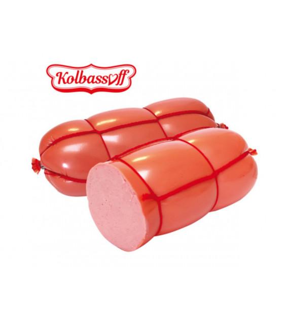 "KOLBASSOFF Cooked Sausage ""Doktorskaja"" - 600g  (best before 01.09.21)"