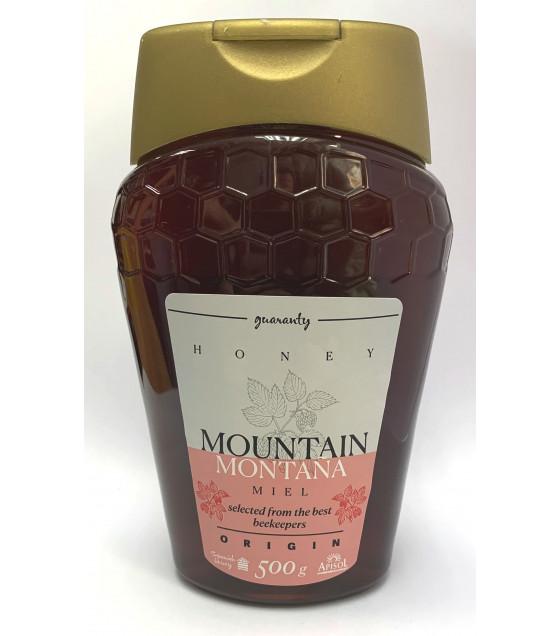 APISOL ORIGIN Mountain Honey - 500g (best before 12.01.22)