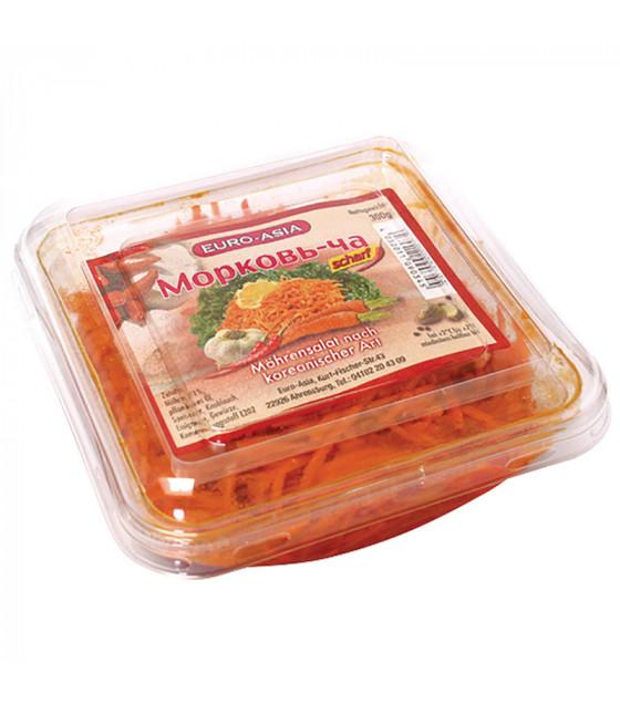 """EURO-ASIA Carrot Korean Style """"Morkov-Cha"""" - 270g (best before 13.06.21)"""