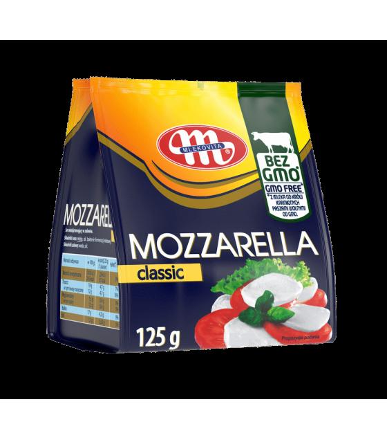 Mlekovita MOZZARELLA Cheese Classic - 125g/net. 200g (exp. 24.02.20)