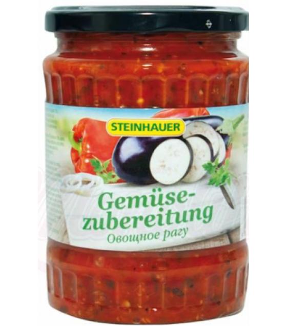 """STEINHAUER Vegetable Preparation """"Vegetable Ragout"""" - 550g (best before 30.03.23)"""