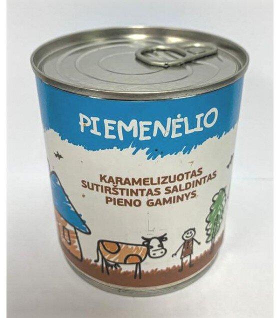 PIEMENELIO Boiled Sweetened condensed milk - 397g. (exp. 14.08.20)