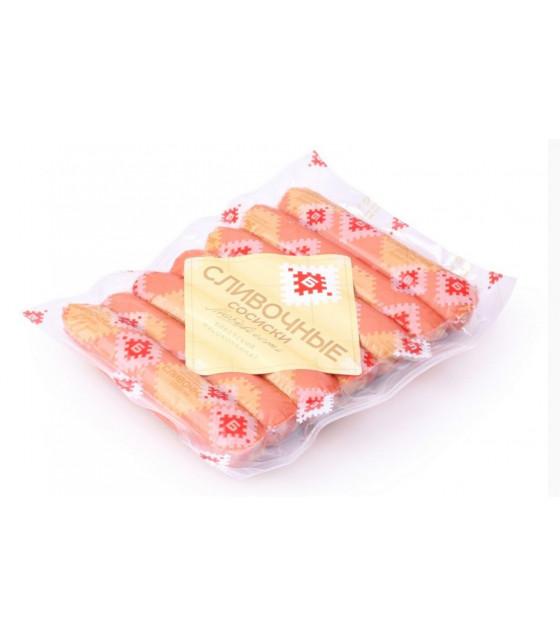 "BREST MEAT Sausages ""Slivochnye""- 390g (best before 11.11.20)"