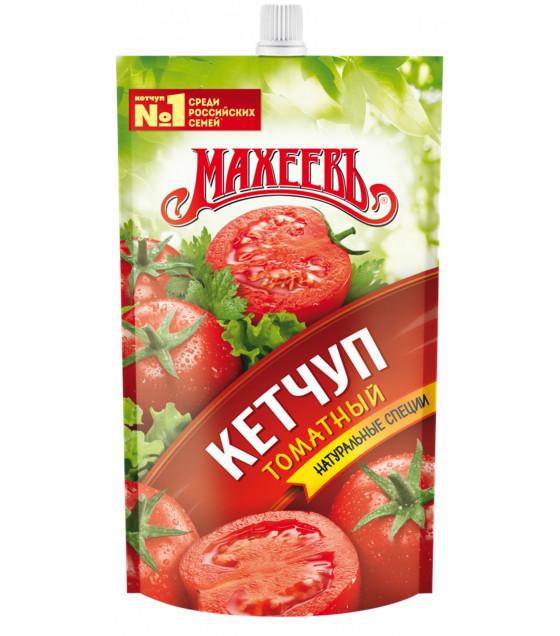 """MAKHEEV Tomato Ketchup """"Tomatnyi"""" - 300g (exp. 13.04.21)"""