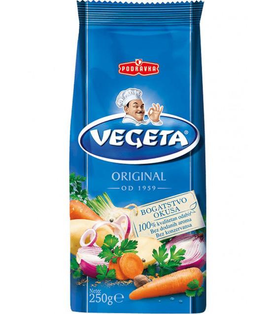 """PODRAVKA Seasoning """"VEGETA"""" Original - 250g (best before 21.04.22)"""
