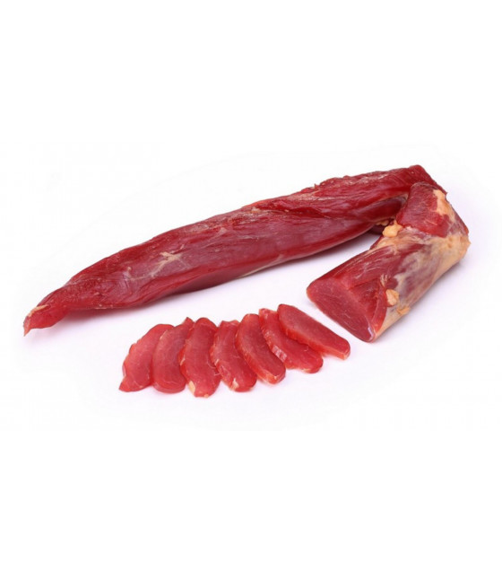 "BREST MEAT Raw-Dried Pork ""Vyrezka Slavyanskaya"" (weight) - around 360g (best before 27.02.21)"