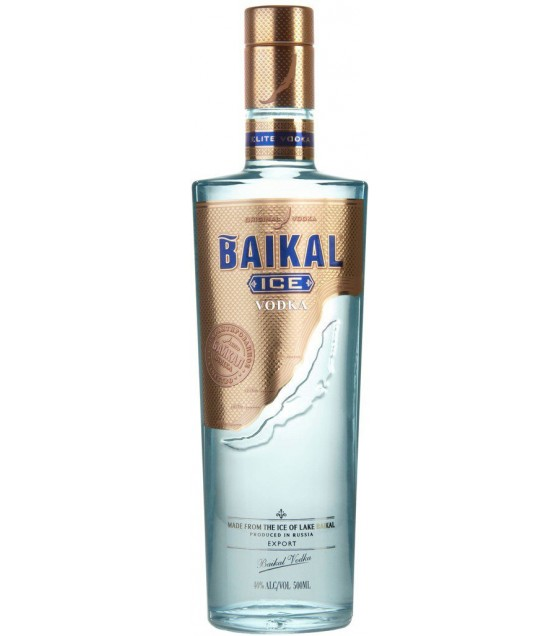 BAIKAL ICE Vodka - 0,5L