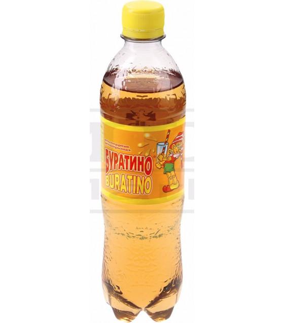 """STEINHAUER Soft Drink """"Buratino"""" - 0.5L (best before 08.02.21)"""