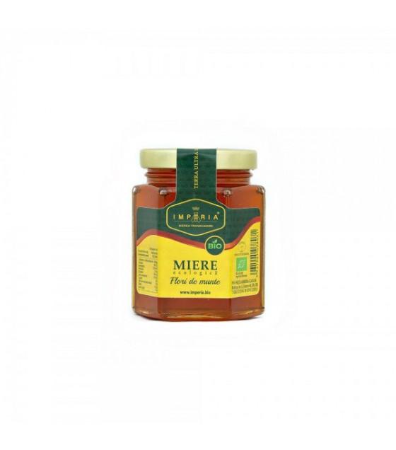 IMPERIA BIO MOUNTAIN FLOWERS Organic Honey - 250g (exp. 20.12.19)