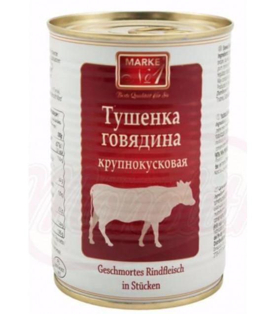 STEINHAUER Beef Stew - 400g (best before 12.10.24)