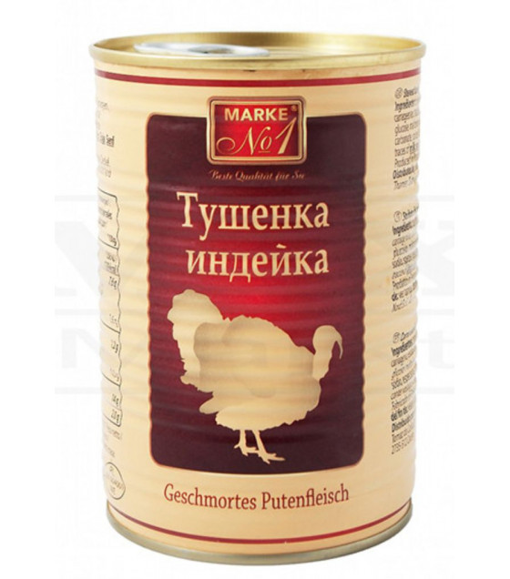 STEINHAUER Turkey Stew - 400g (best before 30.07.22)