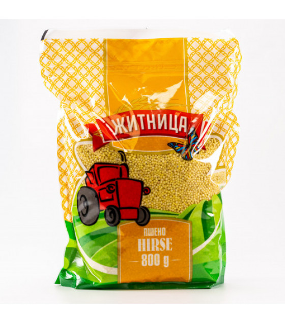 STEINHAUER JITNICA Millet Cereals - 800g (best before 02.08.21)