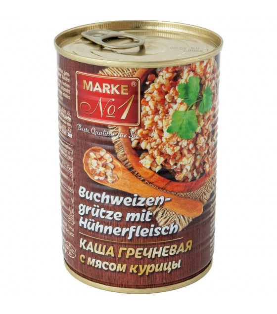 STEINHAUER Buckwheat with Chicken Stew - 400g (best before 30.03.22)