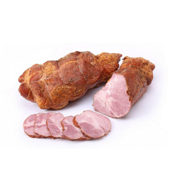 "BREST MEAT Smoked-Boiled Pork ""Karkovka Sochnaya"" (weight) - around 320g (best before 15.03.21)"